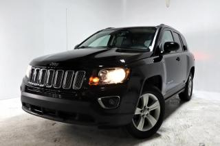 Used 2017 Jeep Compass HIGH ALTITUDE 4X4 *CUIR*TOIT* for sale in Brossard, QC
