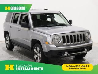 Used 2017 Jeep Patriot High Altitude for sale in St-Léonard, QC