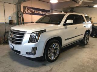 Used 2016 Cadillac Escalade 4WD 4dr Platinum for sale in Kingston, ON