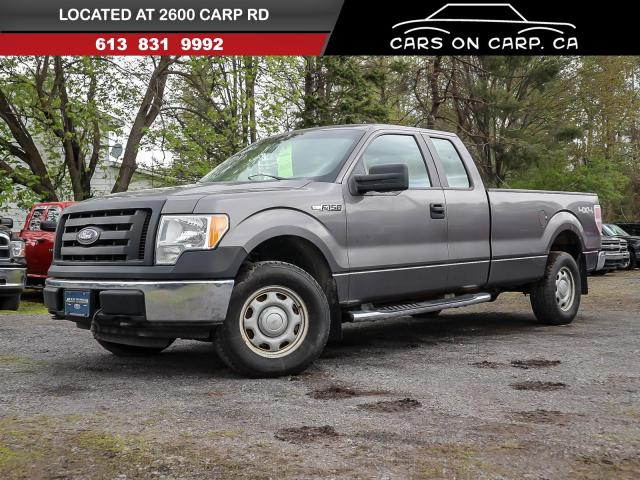 2010 Ford F-150 FX4 SuperCab Long Box 4WD