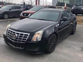 Used 2012 Cadillac CTS Sedan 4dr Sdn 3.0L RWD for sale in Guelph, ON
