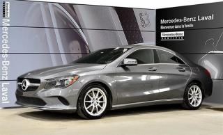 Used 2017 Mercedes-Benz CLA250 Awd Coupe Cert. Gar for sale in Laval, QC