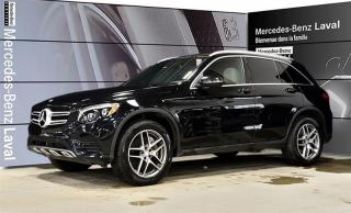 Used 2017 Mercedes-Benz GLC 300 Awd Suv for sale in Laval, QC