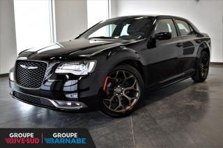 Used 2018 Chrysler 300 S|BRONZE PACK+NAV+TOIT PANO+BEATS AUDIO for sale in St-Jean-Sur-Richelieu, QC