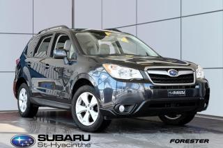 Used 2015 Subaru Forester 2.5i Commodité auto. for sale in St-Hyacinthe, QC