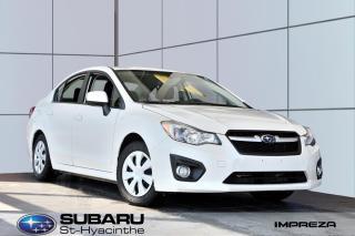 Used 2014 Subaru Impreza 2,0i 4p manuelle for sale in St-Hyacinthe, QC