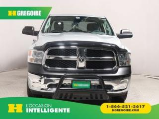 Used 2014 RAM 1500 ST 4X4 A/C for sale in St-Léonard, QC