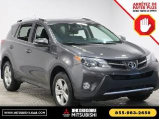 Used 2014 Toyota RAV4 XLE,AWD,CAMERA DE for sale in Laval, QC