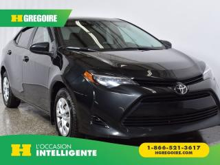 Used 2018 Toyota Corolla CE GR ELECTRIQUE for sale in St-Léonard, QC