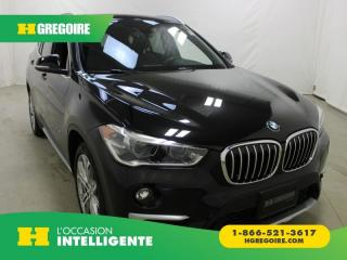 Used 2018 BMW X1 Xdrive28i Cuir Toit for sale in St-Léonard, QC