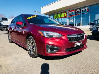 Used 2017 Subaru Impreza Sport,BLUETOOTH,TOIT,BANCS CHAUFFANTS for sale in Lévis, QC