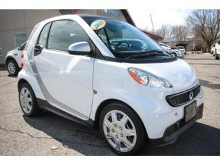 Used 2015 Smart fortwo Pure for sale in St-Jean-Sur-Richelieu, QC