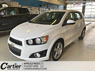 Used 2014 Chevrolet Sonic 5dr Hb Lt for sale in Québec, QC