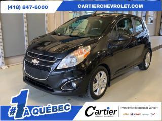 Used 2015 Chevrolet Spark 5DR HB LT W/1LT for sale in Québec, QC