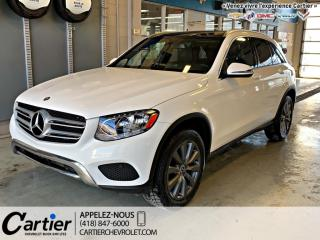 Used 2017 Mercedes-Benz GLC 300 AWD for sale in Québec, QC