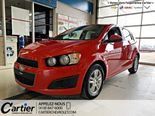 Used 2015 Chevrolet Sonic LT for sale in Québec, QC