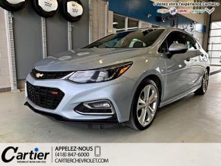Used 2017 Chevrolet Cruze 4dr Hb 1.4l Pre for sale in Québec, QC