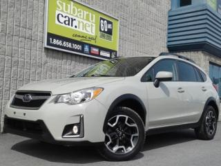 Used 2017 Subaru XV Crosstrek TOURING AWD for sale in Richelieu, QC