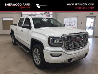 Used 2018 GMC Sierra 1500 Denali 6.2l for sale in Sherwood Park, AB