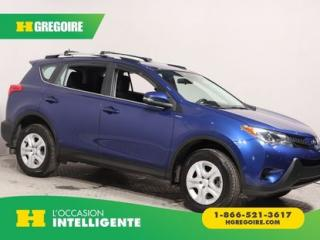 Used 2014 Toyota RAV4 Le Awd A/c Bluetooth for sale in St-Léonard, QC