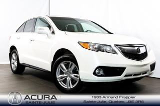Used 2015 Acura RDX AWD for sale in Ste-Julie, QC