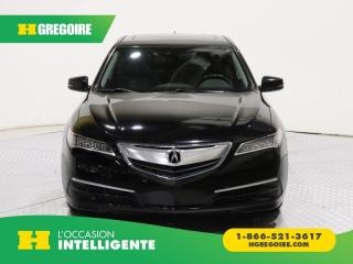 Used 2015 Acura TLX TECH GR ELECT for sale in St-Léonard, QC
