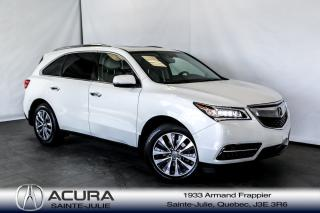 Used 2014 Acura MDX Navigation SH-AWD for sale in Ste-Julie, QC