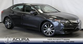Used 2015 Acura TLX 2.4L w/Tech pkg garantie prolongé jusqu'a 130000km for sale in Ste-Julie, QC