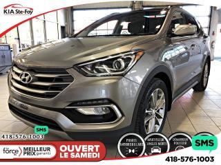 Used 2017 Hyundai Santa Fe Sport 2.0t Se Clim for sale in Québec, QC