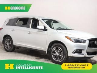 Used 2017 Infiniti QX60 AWD CUIR TOIT NAV for sale in St-Léonard, QC