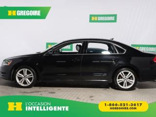 Used 2014 Volkswagen Passat COMFORTLINE A/C CUIR for sale in St-Léonard, QC