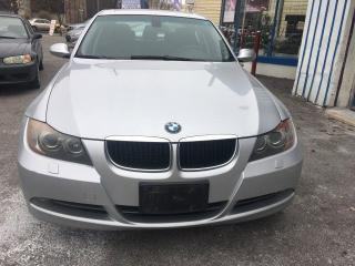 Used 2006 BMW 3 Series 330XI for sale in Scarborough, ON