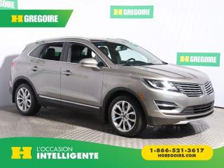 Used 2016 Lincoln MKC SELECT AWD CUIR NAV for sale in St-Léonard, QC