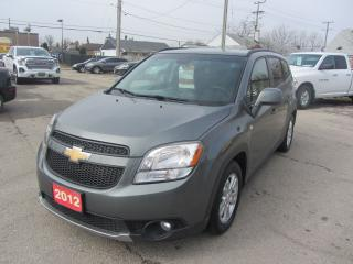 Used 2012 Chevrolet Orlando 2LT for sale in Hamilton, ON