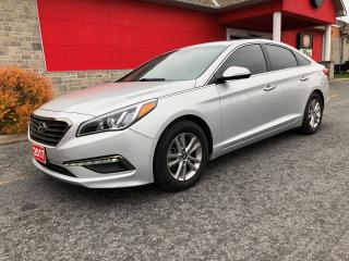 Used 2017 Hyundai Sonata for sale in Cornwall, ON