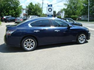 Used 2013 Nissan Maxima 3,5 Sv Bluetooth for sale in Ste-Thérèse, QC