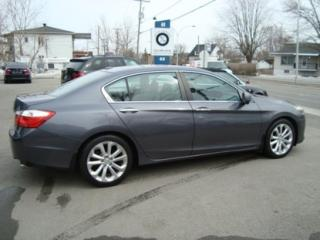 Used 2013 Honda Accord Touring Cuir for sale in Ste-Thérèse, QC