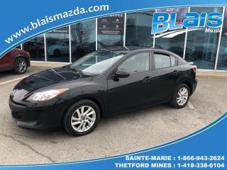 Used 2013 Mazda MAZDA3 GS for sale in Ste-Marie, QC