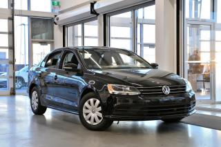 Used 2015 Volkswagen Jetta Modèle Trendline+ *** Réservé *** for sale in Vaudreuil-Dorion, QC