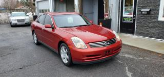 Used 2003 Infiniti G35 Luxury for sale in Cornwall, ON