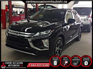 Used 2018 Mitsubishi Eclipse Cross SE TECH S-AWC for sale in Terrebonne, QC