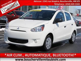 Used 2015 Mitsubishi Mirage Es Plus A/c, Gr for sale in Boucherville, QC