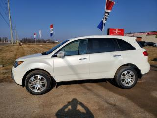 Used 2009 Acura MDX Tech pkg for sale in London, ON