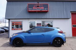 Used 2016 Hyundai Veloster Rally Edition Turbo for sale in Lévis, QC