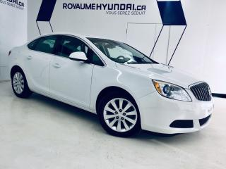 Used 2015 Buick Verano Base / Mags / Cuir for sale in Chicoutimi, QC