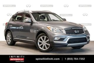 Used 2016 Infiniti QX50 Toit Camera for sale in Montréal, QC