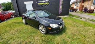 Used 2008 Volkswagen Eos Lux for sale in Cornwall, ON