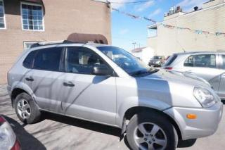 Used 2008 Hyundai Tucson FWD 4DR I4 for sale in Mascouche, QC