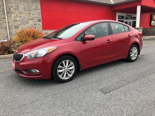 Used 2015 Kia Forte for sale in Cornwall, ON