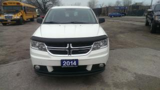 Used 2014 Dodge Journey Canada Value Pkg for sale in Cambridge, ON